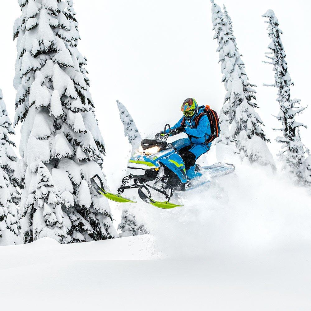 запчасти на снегоход brp bombardier