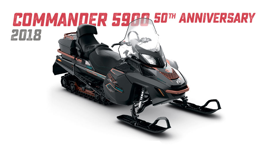 Commander 5900 50th Anniversary 900 ACE